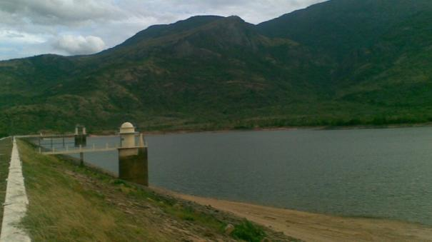 Kadana Dam reaches its full
