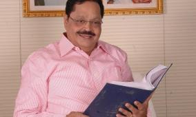 dmk-general-secretary-duraimurugan-admitted-to-hospital-due-to-ill-health