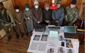 5-terror-associates-held-for-threat-posters-in-j-k-s-tral