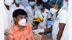 health-secretary-j-radhakrishnan-vaccinated-against-corona