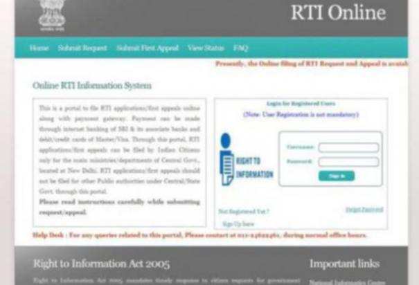it-has-been-10-months-since-the-government-announced-online-rti-application-facility-not-available-for-public-use