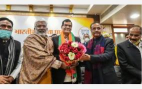 ex-ias-officer-joined-bjp