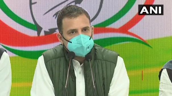 farm-laws-designed-to-destroy-agriculture-sector-tragedy-unfolding-in-india-rahul-gandhi