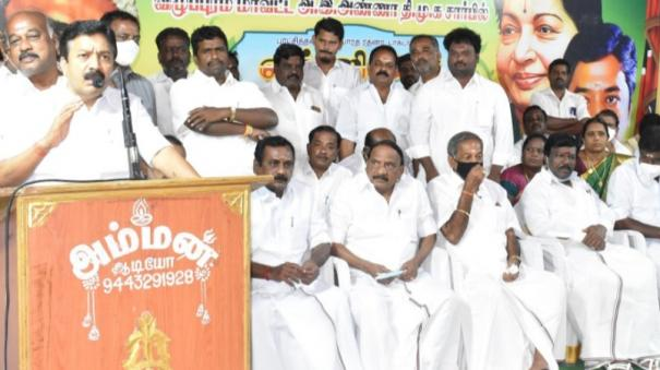 dmk-will-not-be-there-after-may-minister-cv-shanmugam-speech