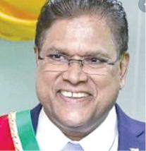 suriname-president