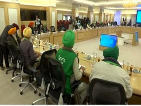 farmers-protest-10th-round-of-talks-postponed-to-wed