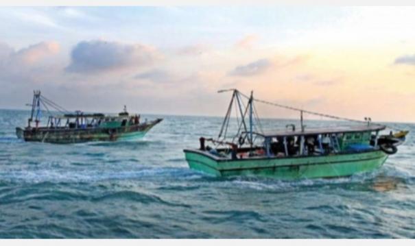 sri-lankan-navy-hits-tamil-nadu-fishermen-s-boats-4-fishermen-missing-vaiko-condemnation