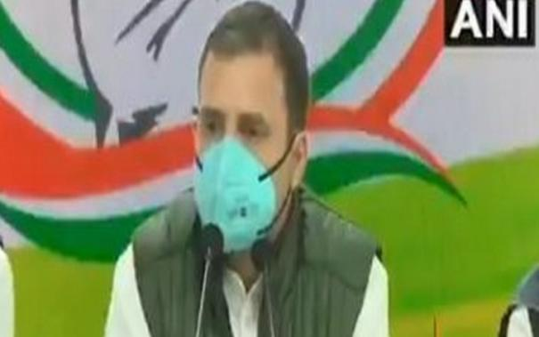 there-is-lack-of-understanding-of-fundamentals-rahul-gandhi-over-pm-s-silence-on-farmers-protest