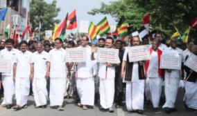the-dmk-allied-parties-formed-a-coalition-of-ideas-the-number-is-not-based-on-stalin-s-interview