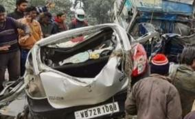 14-members-of-marriage-party-killed-in-bengal-road-accident