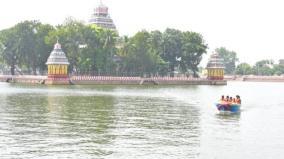 madurai-teppakulam-water-issue