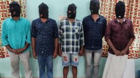 kanyakumari-5-arrested