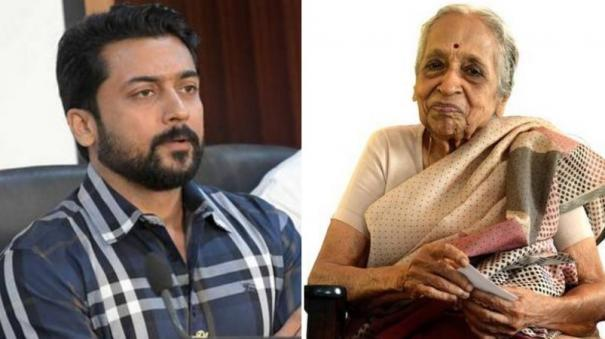 suriya-tweet-about-doctor-shantha
