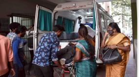 108-ambulance-use-in-coimbatore-despite-declining-road-accidents-46-pregnant-women-give-birth-by-ambulance
