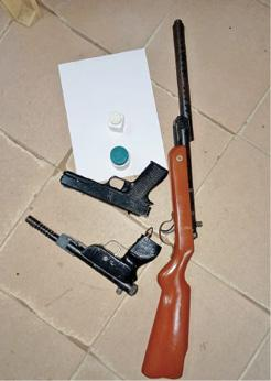 police-investigates-man-who-trained-with-gun