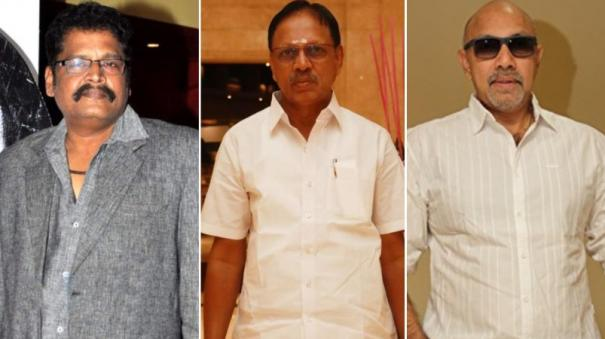 tirupur-subramanian-audio-about-ksravikumar-sathyaraj-film-dropped