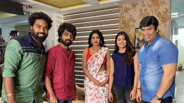 rajesh-gv-prakash-film-shooting-intensity