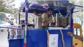 transgender-makizham-a-mobile-tea-shop-in-chennai