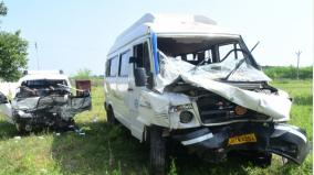 2-vans-collide-at-chattrakudi-3-killed-in-downstream