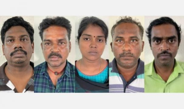 5-arrested-for-cheating-vehicle-owners-with-fake-vehicle-insurance-rs-3-crore-worth-of-assets-confiscated