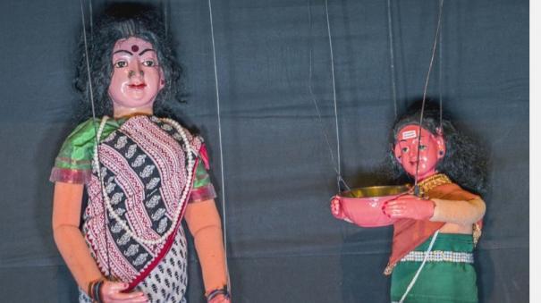 padma-shri-award-for-retired-teacher-k-kesavasamy-for-innovation-in-puppetry