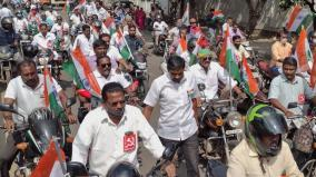 national-flag-bearer-two-wheeler-rally-in-trichy