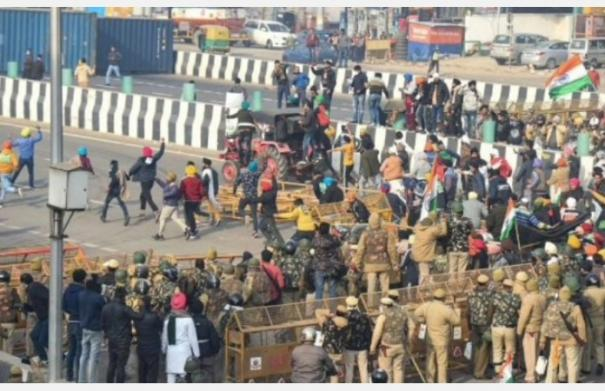 delhi-police-registers-15-firs-in-connection-with-violence-during-farmers-tractor-rally