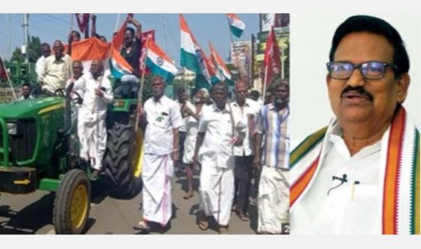 attempted-murder-case-against-leaders-who-rallied-in-tanjore-in-support-of-farmers-government-s-retaliation-ks-alagiri-condemned