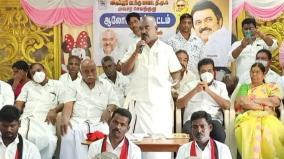 is-dmk-important-for-those-from-alternative-parties-villupuram-north-district-secretary-s-explanation
