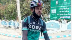 kashmir-to-kanyakumari-college-student-awareness-cycling