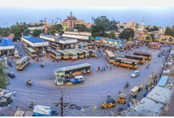 madurai-periyar-bus-stand-opening-in-february-night-and-day-fast-paced-construction-work