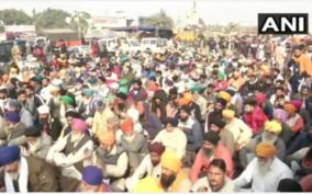 rashtriya-lok-dal-announces-support-to-farmers-protesting-at-delhi-up-border