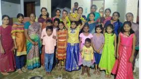 worship-by-choosing-the-girl-as-a-landlady-a-traditional-festival-in-a-village-near-vedasandur
