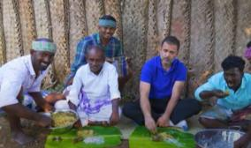 rahul-who-tasted-mushroom-biryani-for-very-good-cooking-video-trending-on-youtube