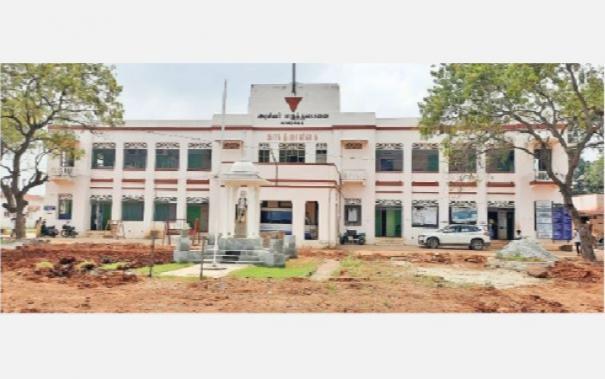 karaikudi-district-government-hospital