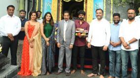 ramya-pandian-new-movie-shooting-begins