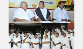removal-of-agricultural-laws-release-of-seven-jobs-for-tamil-nadu-youth-in-nlc-mdmk-district-secretaries-meeting-resolution