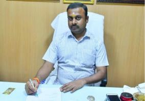 s-marimuthu-appointed-as-joint-commissioner-for-srirangam-temple
