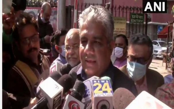 bjp-urges-election-commission-to-deploy-only-paramoilitary-force-during-bengal-polls
