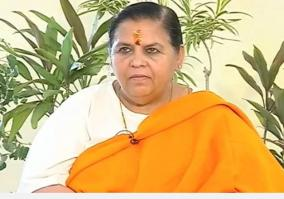 as-minister-i-was-against-power-projects-on-ganga-its-main-tributaries-uma-bharti