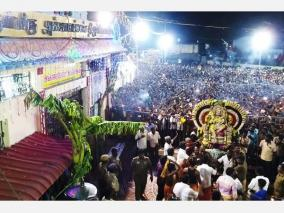melmalayanur-temple-swing-festival-permission-of-devotees-temple-administration-can-decide-high-court-order