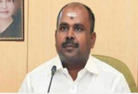 dmk-is-the-cause-of-jayalalithaa-s-death-minister-udayakumar-s-speech