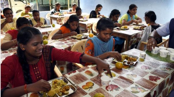hindu-tamil-news-lunch-program-in-puducherry-schools-to-start-soon