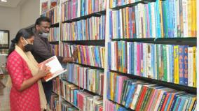 private-library-with-2-lakh-books-in-coimbatore-creation-with-ac-and-lift-facilities