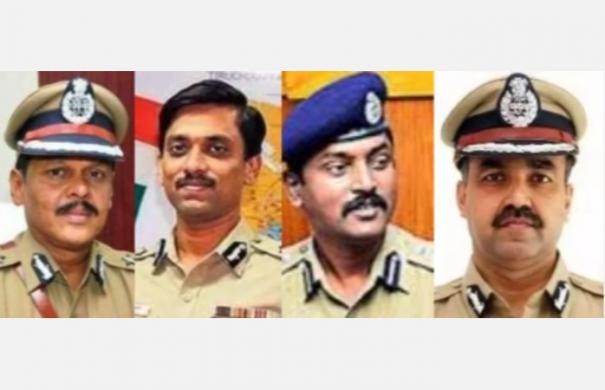 54-ips-officers-transferred-across-tamil-nadu