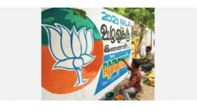 bjp-in-south-districts