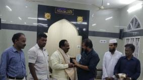 hindu-entrepreneur-donates-marble-tiles-for-pushpavanam-mosque