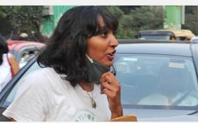disha-ravi-was-in-touch-with-those-advocating-khalistan-covered-her-track-delhi-police-to-court-hearing-her-bail-plea