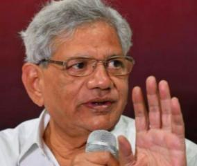 sitharam-yechury-campaigning-for-3-days-in-tamil-nadu-cpim