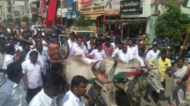 i-have-also-committed-the-sin-of-making-palanisamy-as-cm-sendhilbalaji